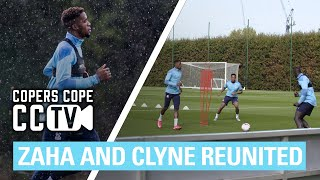 Meyer on fire, Clyne trains with Palace & Batshuayi celebration fail | CCTV