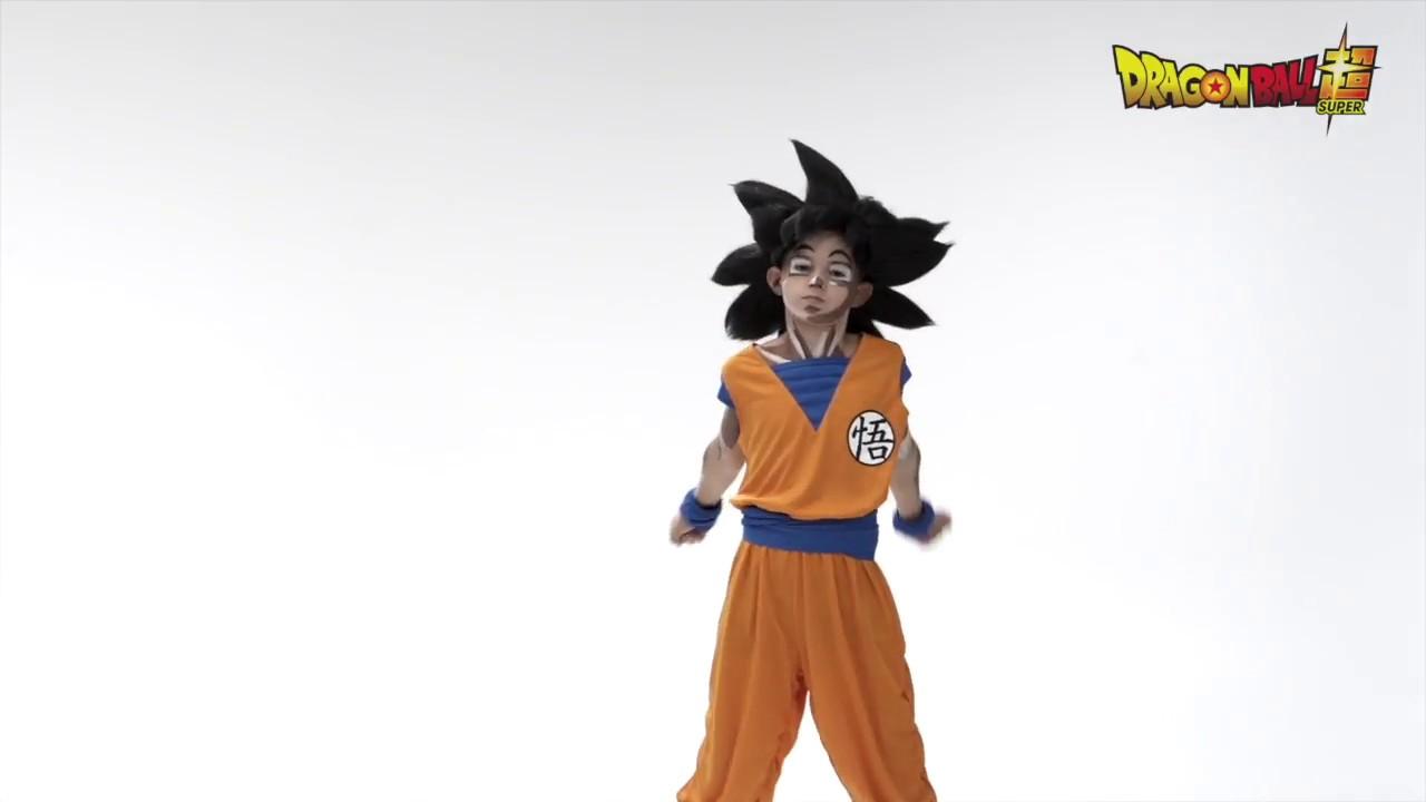 Disfraz Goku para niño de Dragon Ball - YouTube 26b15de6946b