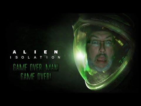 ALIEN: Isolation - Game Over, Man!