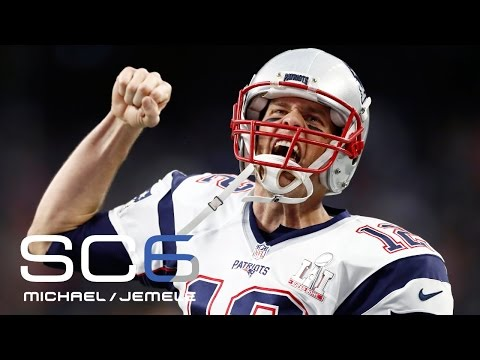 Tom Brady's Agent: No Concussion Diagnosis For Pats In 2016 | SC6 | May 19, 2017