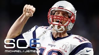 tom brady s agent no concussion diagnosis for pats in 2016   sc6   may 19 2017