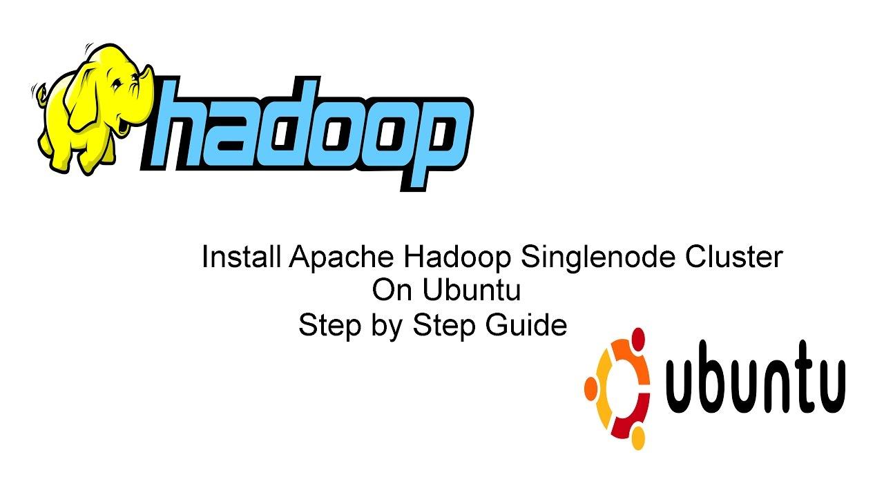 How to install Hadoop on Ubuntu 16.04 | Single node cluster - YouTube