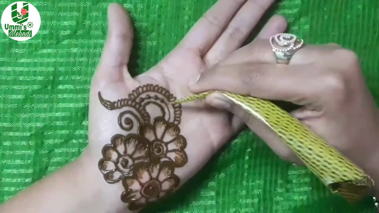 Image result for New Year mehndi design for front hand ummi's mehndi