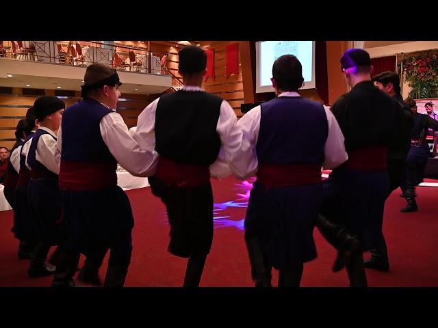 Ετήσιος χορός 2020 Ένωσης Κρητών Κορινθίας