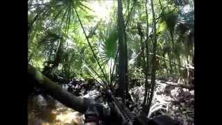 Blacktiger airsoft @ Dv8 Airsoft 6/21/14 GoPro Hero 3 Airsoft Gameplay