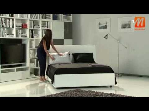 ≥  Кровать с подъемным механизмом Италия, итальянская двуспальная кровать купить Киев AIDA