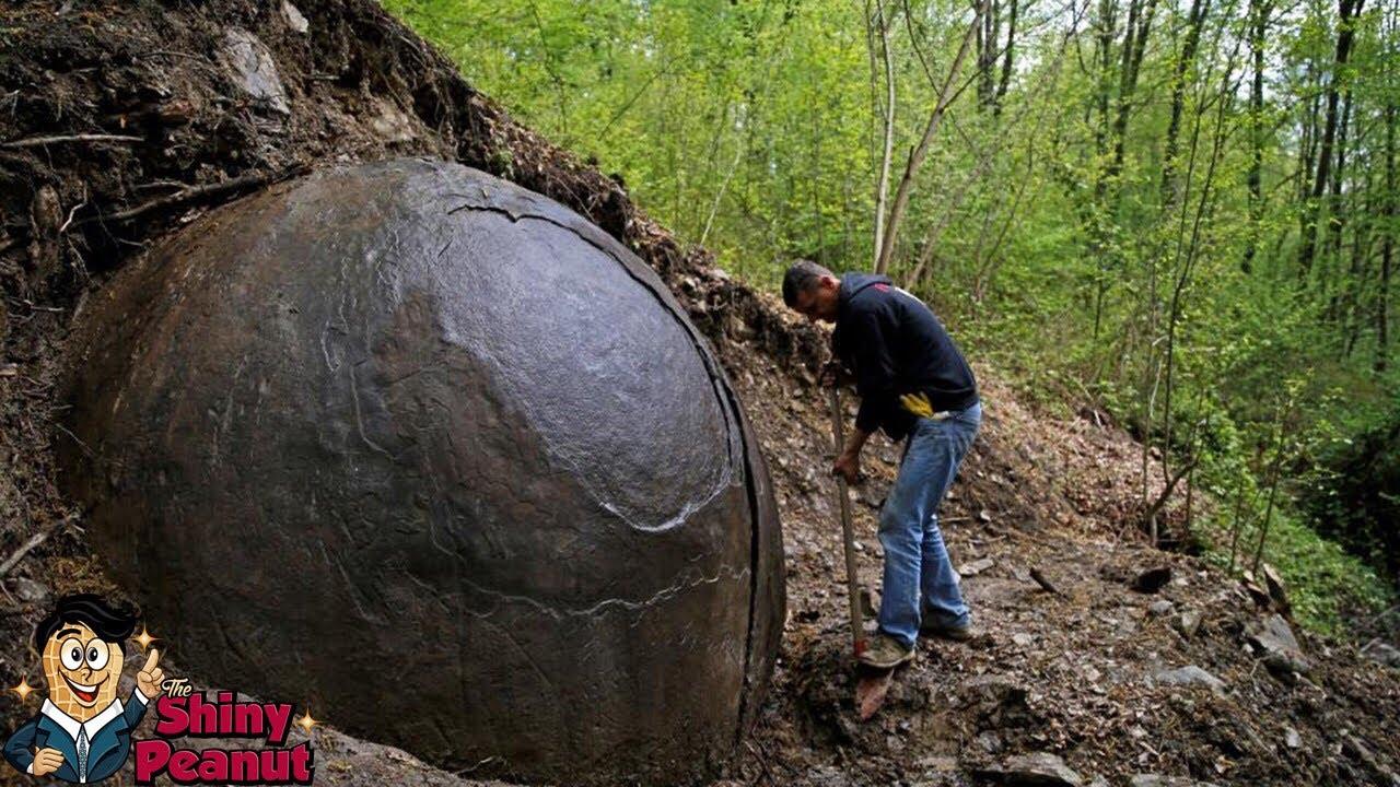 Batu 30 TON Ini Menggemparkan Ilmuwan! 7 Penemuan Teraneh