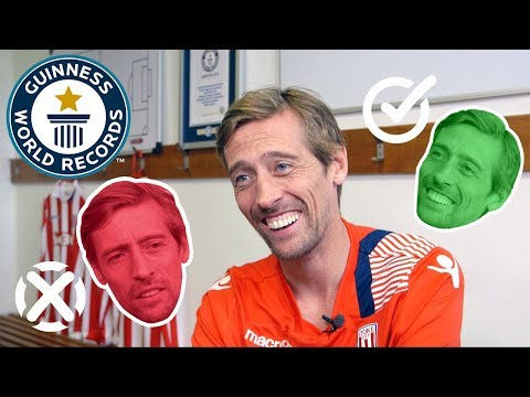 Peter Crouch vs. Guinness World Records – Quiz