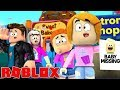 Happy Roblox Family | The Baby Goes Missing!