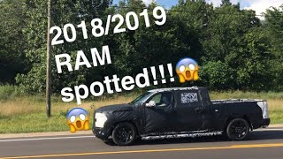 2018/2019 RAM 1500 And 2019 Jeep Cherokee Spotted!!! Prototype Hunting With Eric Max
