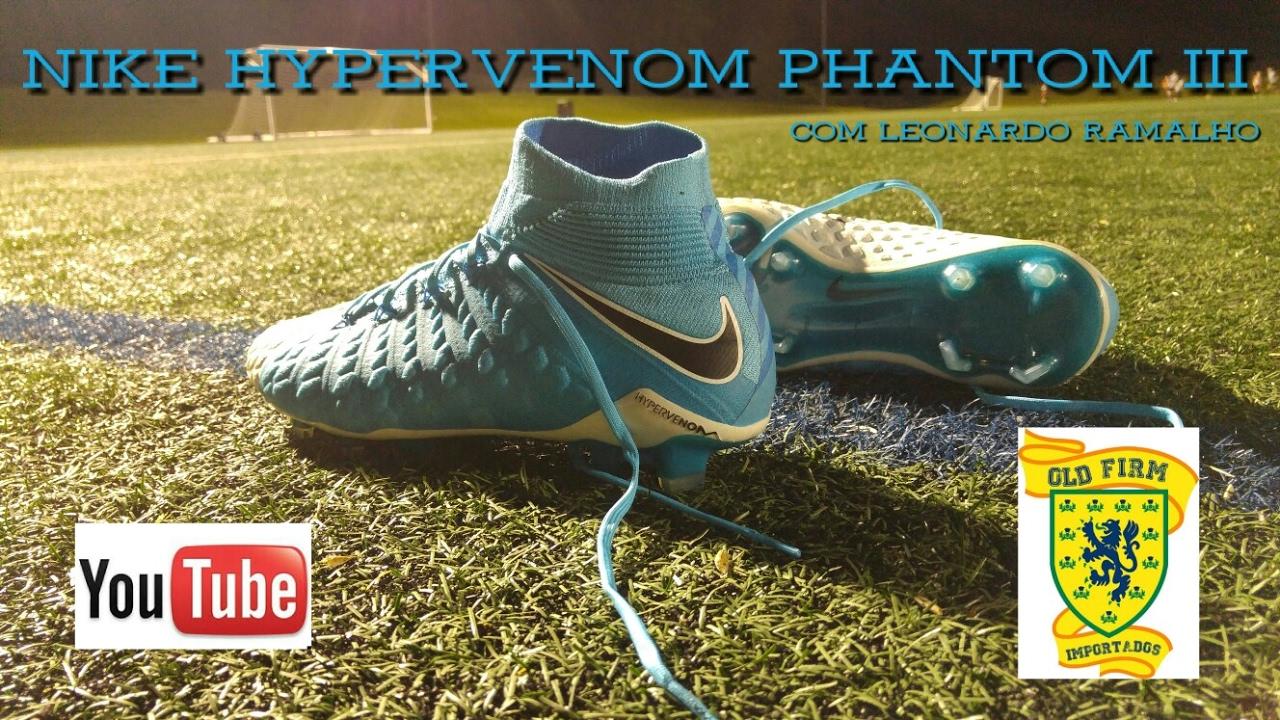 f140ebf94d74 Nike Hypervenom Phantom III - Review - YouTube