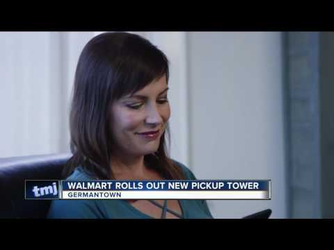 Walmart brings new Pickup Tower technology to Germantown