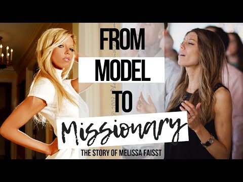 FROM MODEL TO MISSIONARY || My Christian Testimony