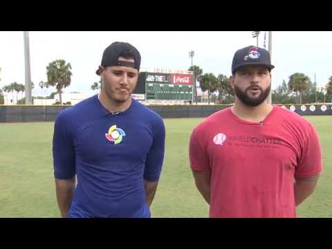 Manny Machado and Yonder Alonso's unique friendship
