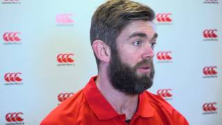 Geoff Parling Interview