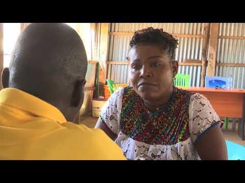 Meet Elizabeth Hammond, a UN Volunteer working with the UNMISS Civil Affairs Division
