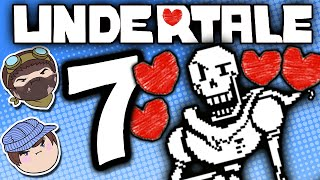 Undertale: Date Night - PART 7 - Steam Train