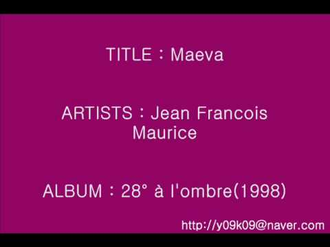 Maeva - Jean Francois Maurice_Instrumental