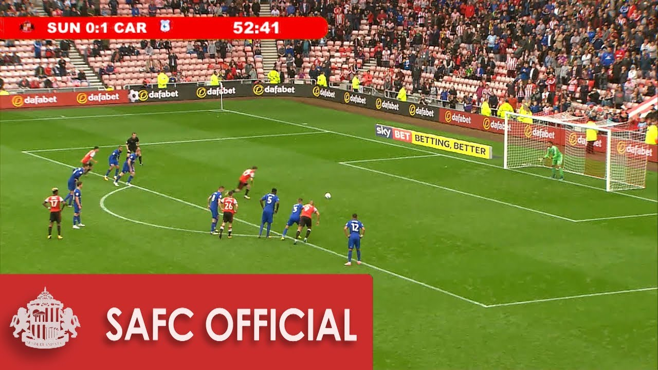 highlights safc v cardiff [ 1280 x 720 Pixel ]