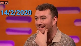 Download lagu Sam Smith perform 'To Die For' LIVE BBC Graham Norton Show 14 February 2020