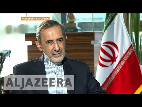 Iran's Velayati: Trump administration 'must leave this region completely'