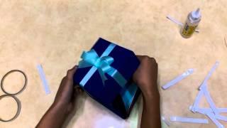 外盒材料包組裝教學影片 - PART4
