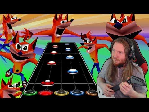 Crash Bandicoot ~ WOAH! Memes 100% FC