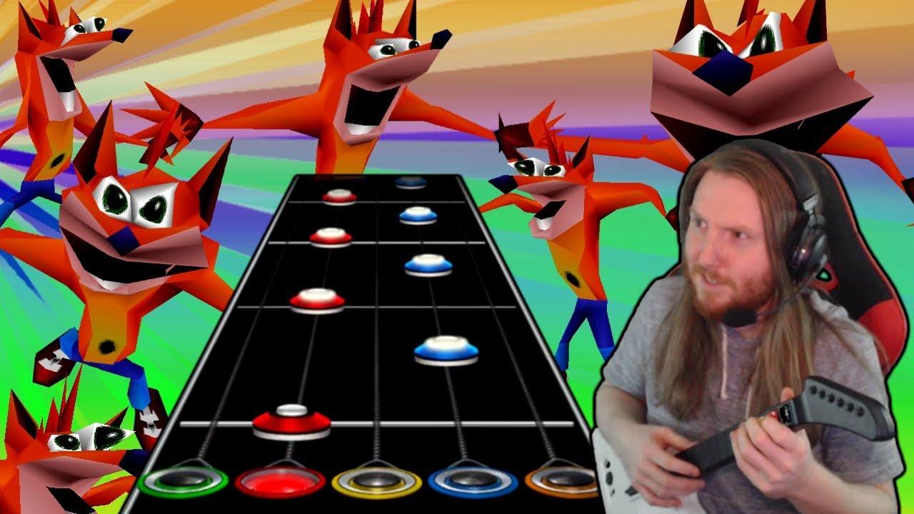 Crash Bandicoot ~ WOAH! Memes 100% FC - clipzui.com