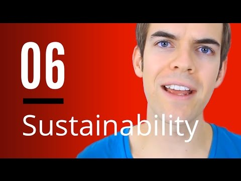 10 YouTube Fundamentals: Sustainability (#6)