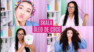 TESTANDO UM CREME DE R$5 REAIS - SKALA ÓLEO DE COCO ♥ Natalia Souza