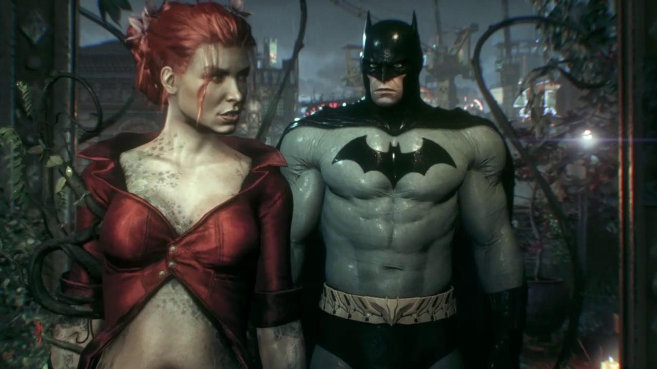 batman arkham knight iconic grey and black skin youtube