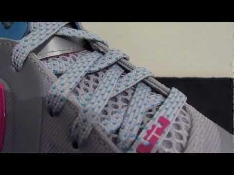 sale retailer c98b4 fbcd3 Nike Lebron 9 low Fireberry WBF