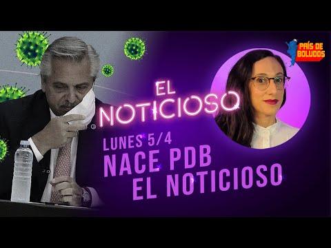 NACE PDB EL NOTICIOSO   PDB EL NOTICIOSO   Lunes 05 de Abril de 2021