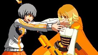 No Sound Effects, English Chie/Ruby Only, Final Destination