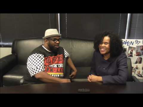 HEZEKIAH WALKER INTERVIEW ON BEYOND THE PRAISE WITH WILLIE MAE MCIVER