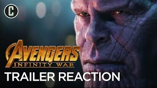 Avengers: Infinity War Superbowl Trailer Reaction and Review