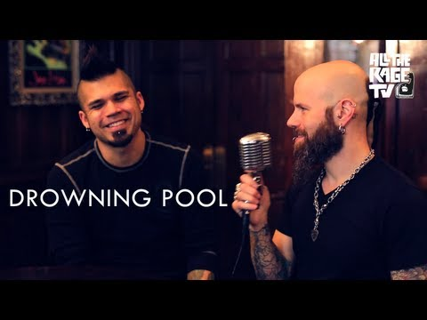 Drowning Pool Talk about New Singer Jasen Moreno and Recording Their Most Metal Album