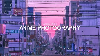 Anime Night Background Photography Tutorial Make Your Own Beautiful Images YouTube