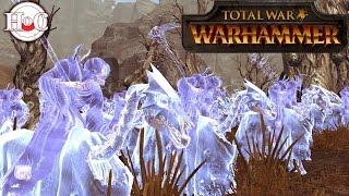 Hex Wraiths - Total War Warhammer Online Battle 192