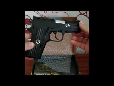 Пневматичний пістолет Umarex Colt Defender (5.8310 new)