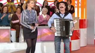 """Você na TV: """"Água de Côco"""" com Quim Barreiros"""