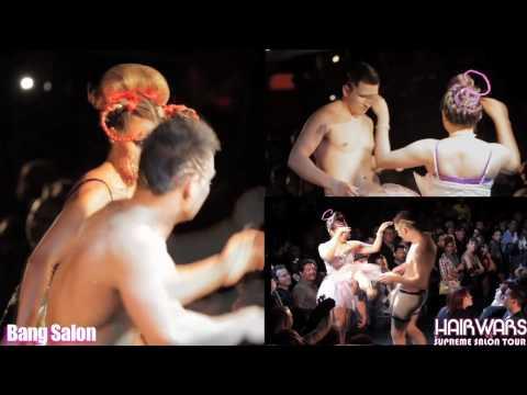 Hair Wars The Supreme Salon Tour @ Enclave Chicago 4-11-10