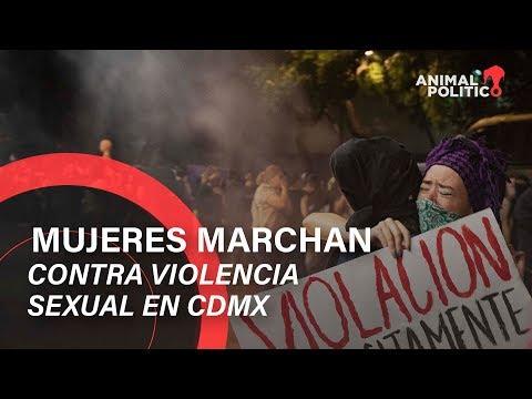 """""""Qué tiene que ver un movimiento de mujeres con la destrucción"""": AMLO"""