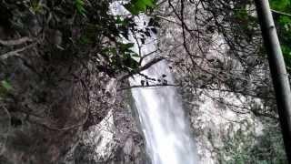 Le meraviglie dell'Irpinia - Cascate Vallone Acquaserta - Parco regionale del Partenio