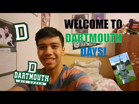 Dartmouth Days: Episode 1: New Horizons!