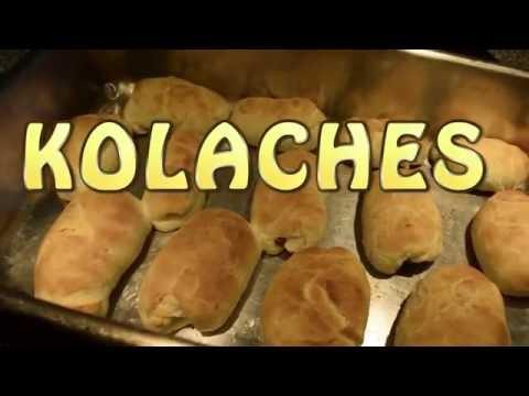 HOMEMADE KOLACHES