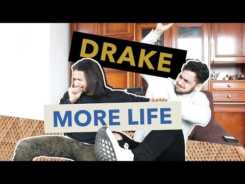 PREMIERE ECOUTE - Drake - More Life