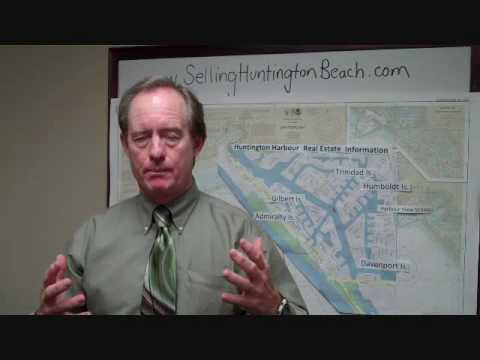 Huntington Harbor Real Estate Information