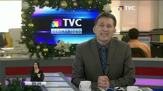 TVC En La Comunidad: Programa del 18 de diciembre de 2019