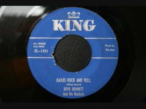 Boyd Bennett - Banjo Rock and roll